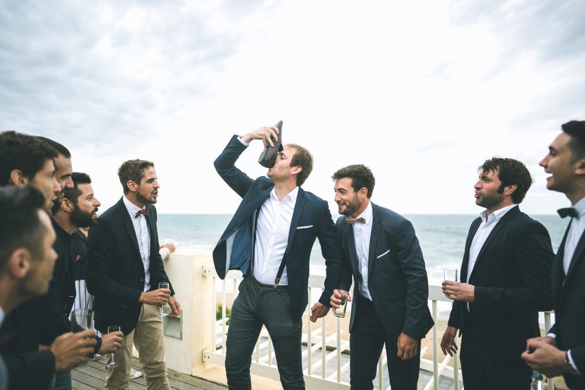 Stéphane Amelinck | Cocktail Amis Famille