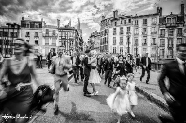 Stéphane Amelinck | La photographie de mariage en couleur ou en noir et blanc ?